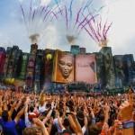 escenario festival tomorrowland
