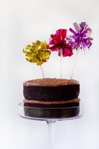papel celofan para decorar tartas
