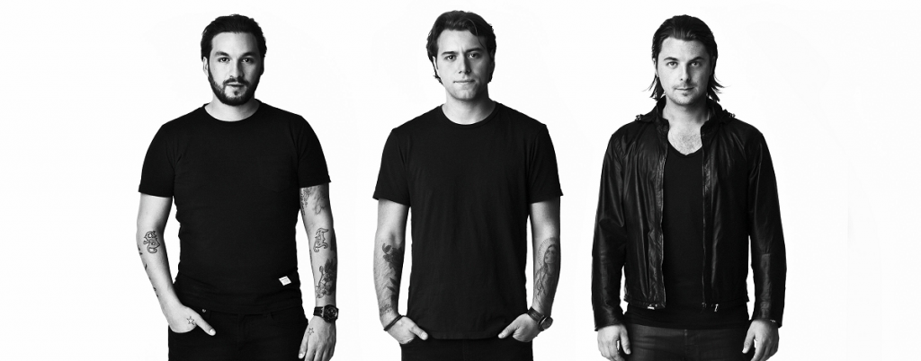 swedish house mafia al completo