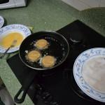 torrijas de galleta proceso completo