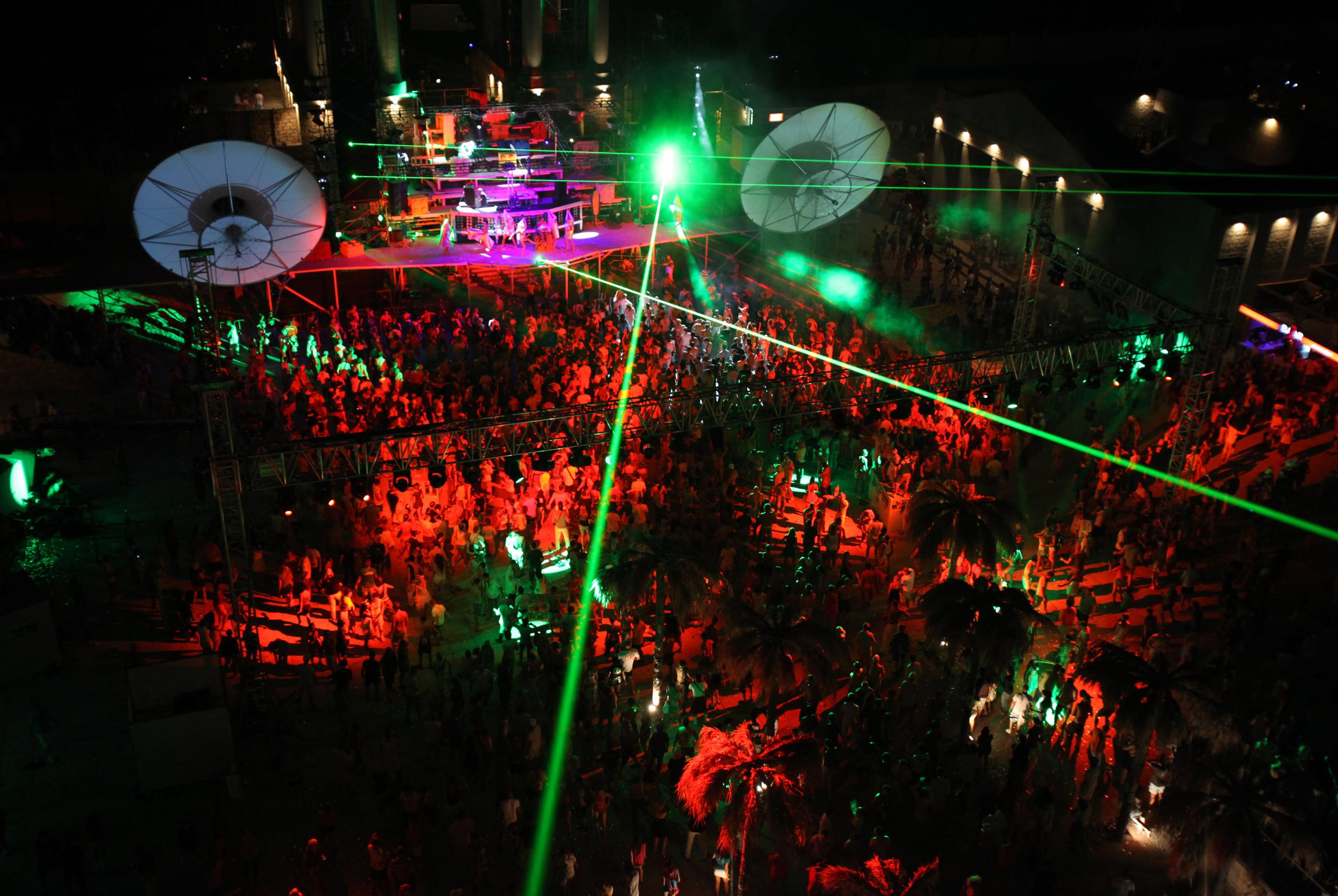 Festival de musica electronica Kazantip