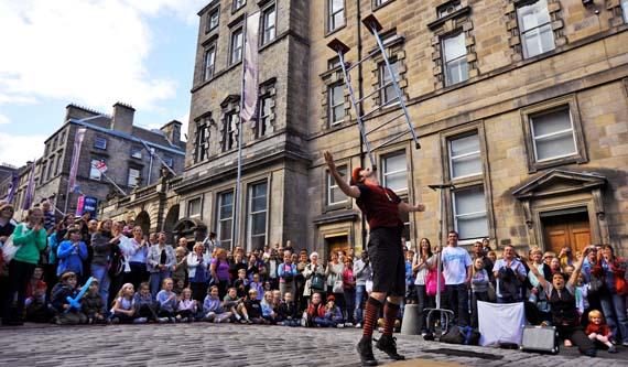 el festival de edimburgo, musica, danza, teatro y más